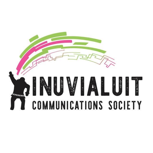 Inuvialat Communications Society logo