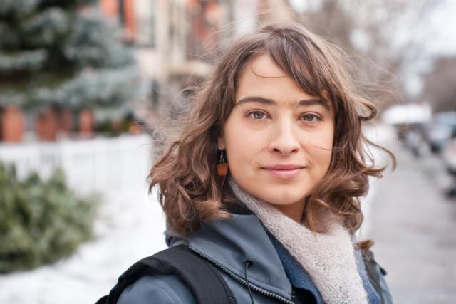 Portrait de maia iotzova