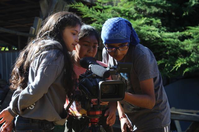 Escuela de Cine y Comunicacion Mapuche's picture