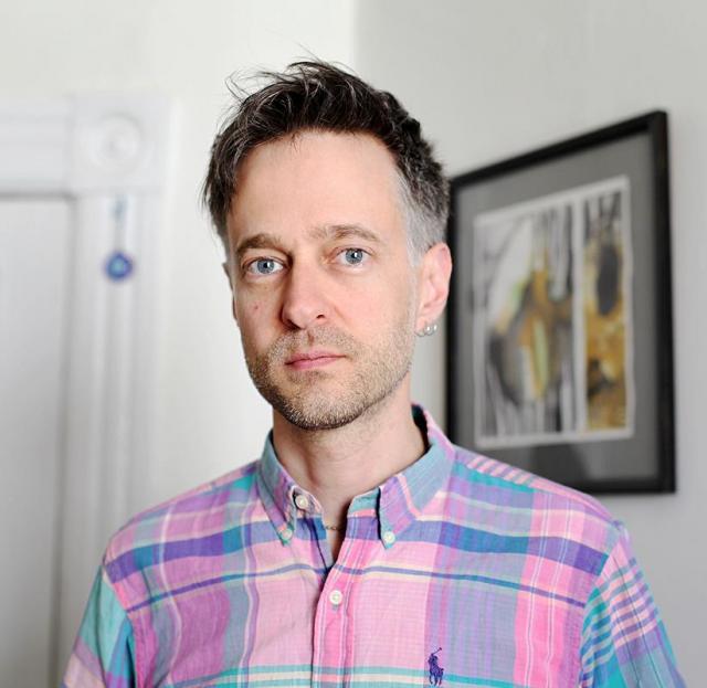 Portrait de John Hodgins