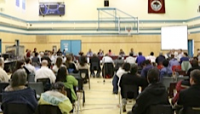 Link to: ᓂᐲᑦ ᐃᓄᒃᑎᑐᑦ July 25, 2012, Part 2, Inuktitut live radio feed from Igloolik Community Roundtable, Part 2 morning, Inuktitut, NIRB Mary River Public Hearing Live