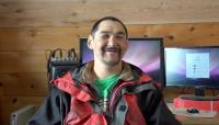 Link to: ᓂᐲᑦ ᐃᓄᒃᑎᑐᑦ Christopher Piugattuk Interview Part 1 of 3, 3:47