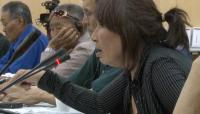Link to: ᓂᐲᑦ ᐃᓄᒃᑎᑐᑦ Celina Irngaut, NIRB Community Roundtable, July 25, 2012, Igloolik, 14:51 original Inuktitut
