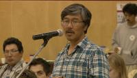 Lien vers: George Qulaut, NIRB Community Roundtable, July 23, 2012 Igloolik, 8:58 English version