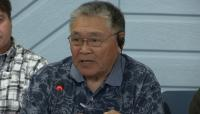Lien vers: ᓂᐲᑦ ᐃᓄᒃᑎᑐᑦ James Etuluk, NIRB Community Roundtable, July 20, 2012, Iqaluit, 4:14 Inuktitut