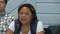 Link to: ᓂᐲᑦ ᐃᓄᒃᑎᑐᑦ Okalik Ejitsiak, NIRB Community Roundtable, July 20, 2012, Iqaluit, 6:33 Inuktitut