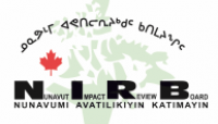 Link to: Part 2, Radio Call-in Nunavut Impact Review Board (NIRB) follow-up, ᓂᐲᑦ ᐃᓄᒃᑎᑐᑦ and English more information