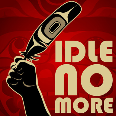 Idle No More's picture